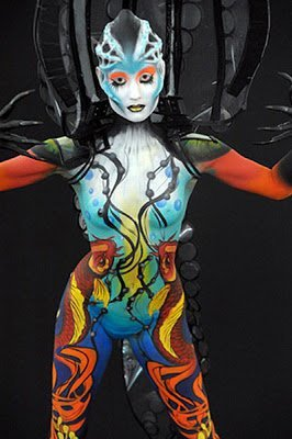 1683471 slide s 2 at the world bodypainting festival painters transform humans into art