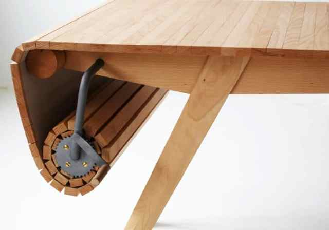 Roll Out table by Marcus Voraa 3