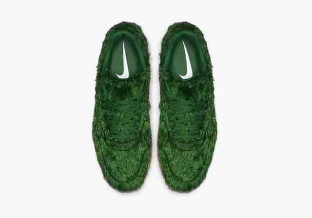 Amazing grassy shoes from Nike