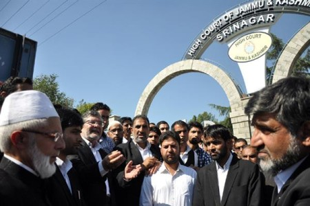 Kashmir Bar Association divided ahead of elections, key ...