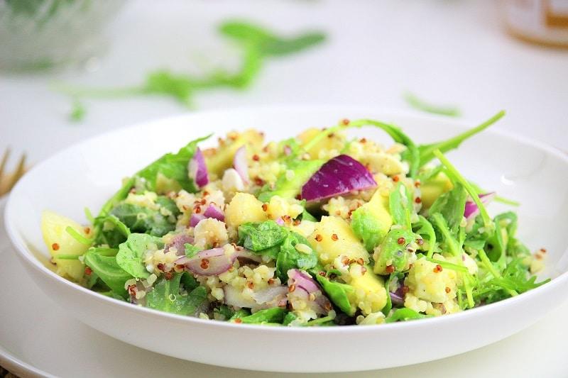 salade végétarienne été only laurie
