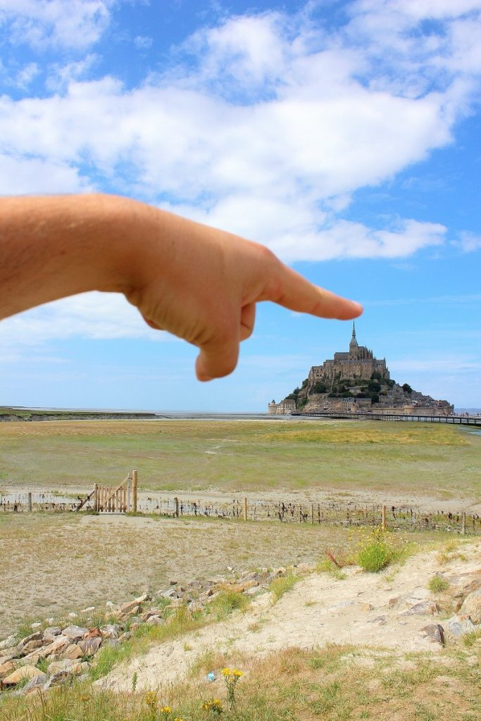 le mont saint michel et sa baie only laurie