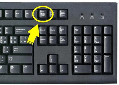 Prtscr-Keyboard