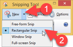 Snipping-Tool-Option