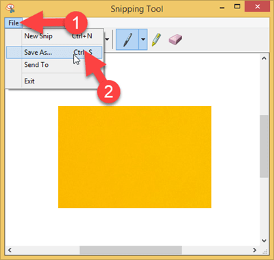 Snipping-tool-save