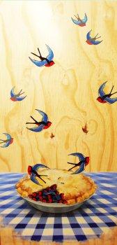 24 Swallows