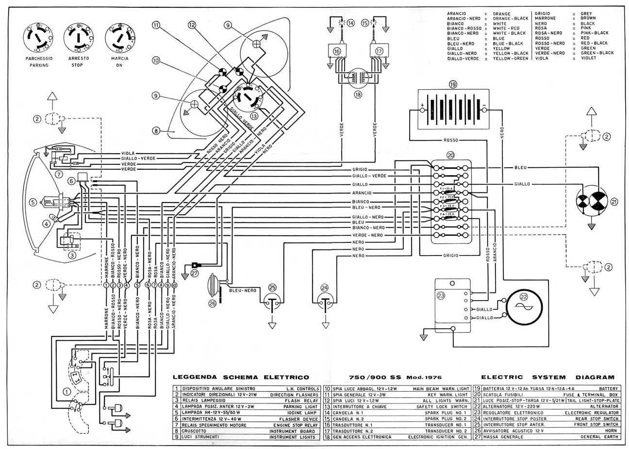 Ducati Monster 620 Wiring Diagram