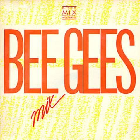 Bee Gees ‎– Bee Gees Mix
