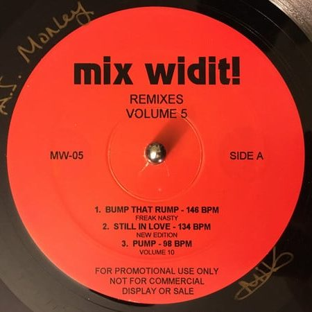 Mix Widit! Remixes Volume 5