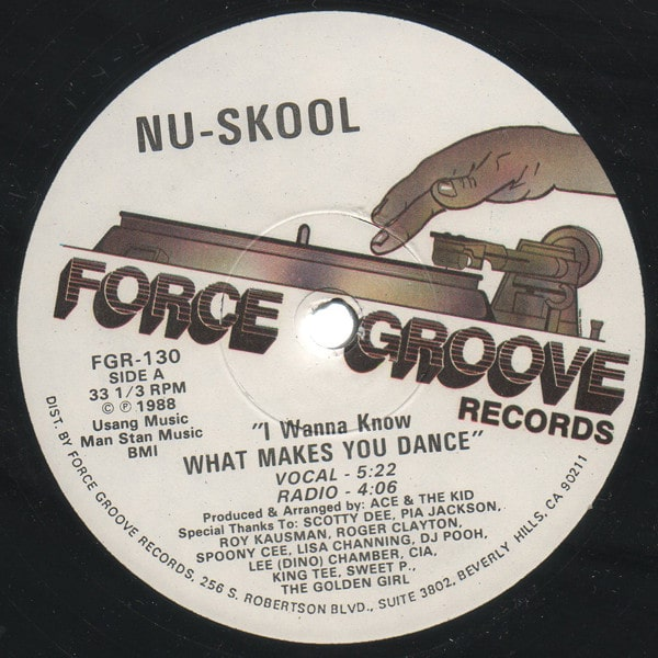 Nu-Skool – (I Wanna Know) What Makes You Dance