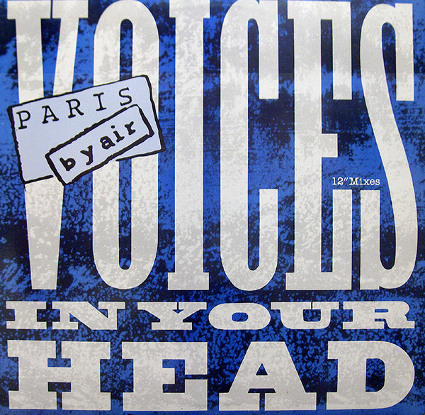 Paris By Air – Voices In Your Head