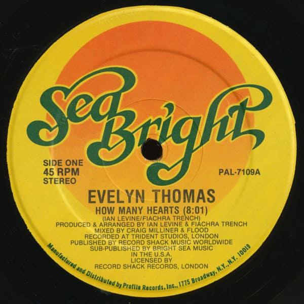 Evelyn Thomas – How Many Hearts