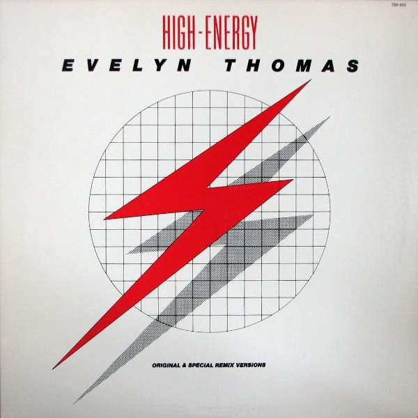 Evelyn Thomas ‎– High-Energy