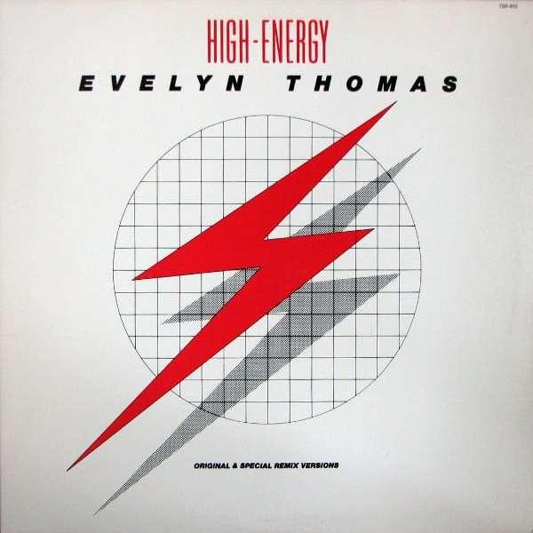Evelyn Thomas – High-Energy