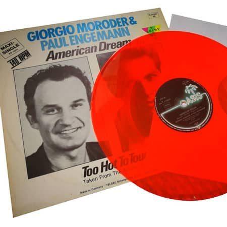 Giorgio Moroder & Paul Engemann – American Dream