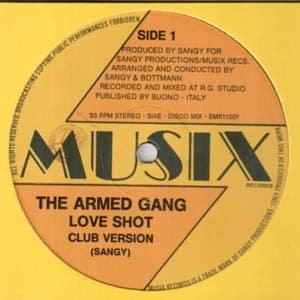 The Armed Gang – Love Shot