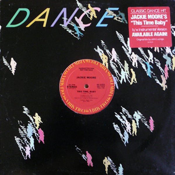 Jackie Moore – This Time Baby
