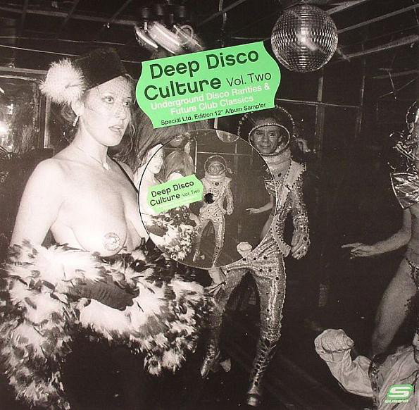 Deep Disco Culture Vol. Two (Underground Disco Rarities & Future Club Classics)
