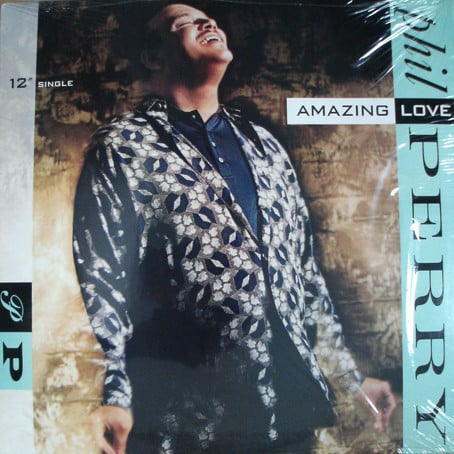 Phil Perry ‎– Amazing Love