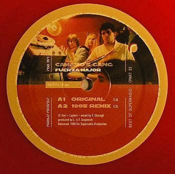 Camaro's Gang - Fuerza Major – Best Of Superradio (Part 3)