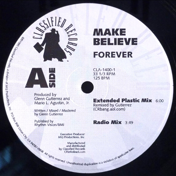 Make Believe ‎- Forever