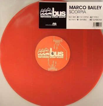 Marco Bailey - Scorpia