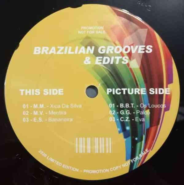 Brazilian Grooves & Edits 01