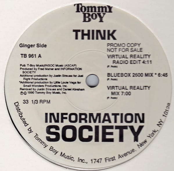 Information Society – Think