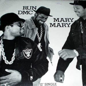 Run DMC – Mary Mary