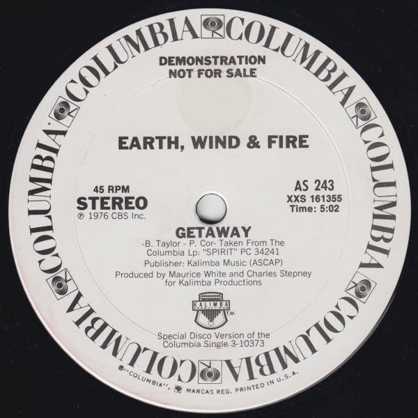 Earth, Wind & Fire – Getaway