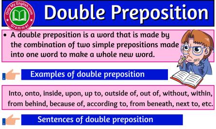 double-preposition