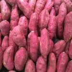 What is sweet potato in Hindi