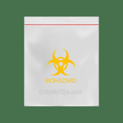 Biohazard Bag