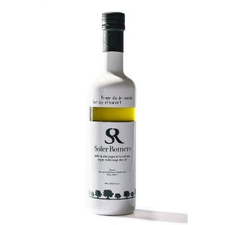 Soler Romero - First Day of Harvest - Organic Premium Extra Virgin Olive Oil (Limited Edition)