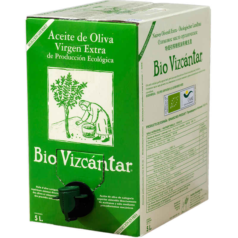 BIO-Vizcantar 5L Bag-in-Box