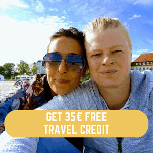 Earn 35€ AirBnB Travel Credit - Only Once Today