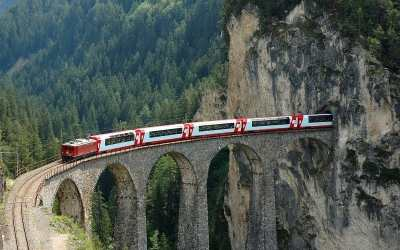 8 Most Scenic Train Rides in Europe