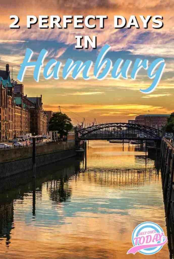 2 days in Hamburg
