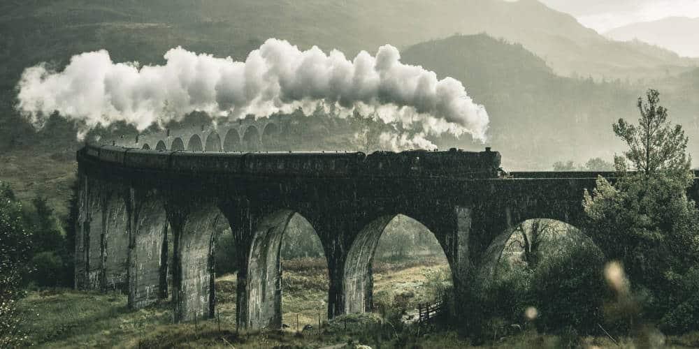 Scenic Train Rides Europe