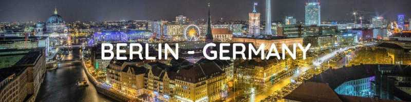 Interrail Central and Eastern Europe - Berlin