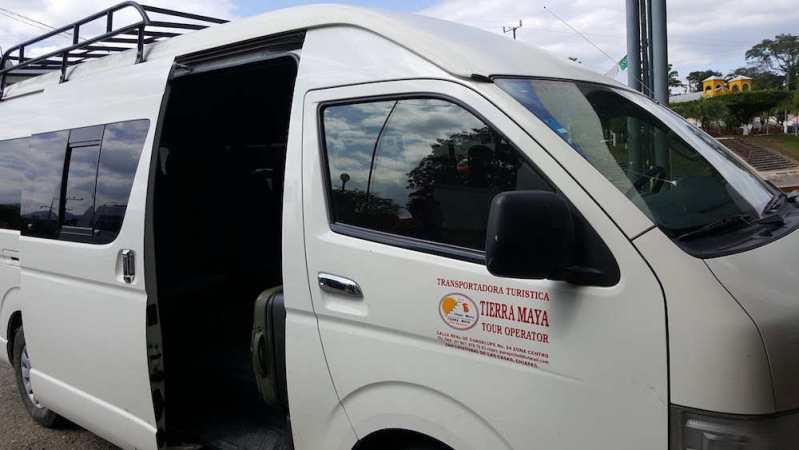 Arranged mini-van