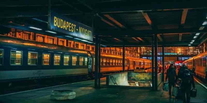 Night Trains Europe Budapest