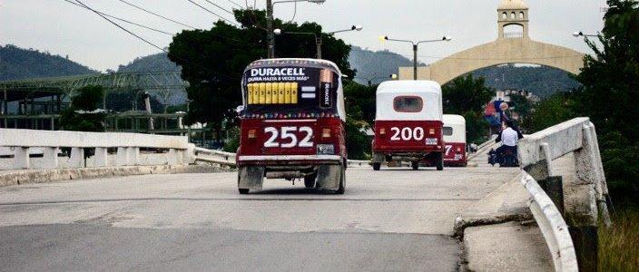 Tuc Tucs in Flores Guatemala