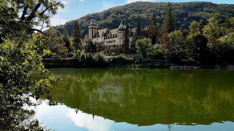 Lillafured Castle
