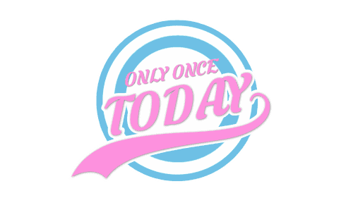 Only Once Today Logo
