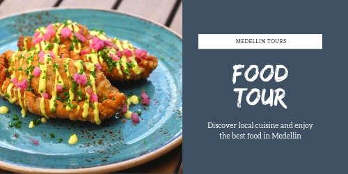 Medellin food tour