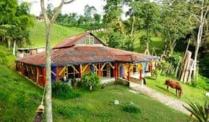 Yambolombia Hostel Salento Colombia