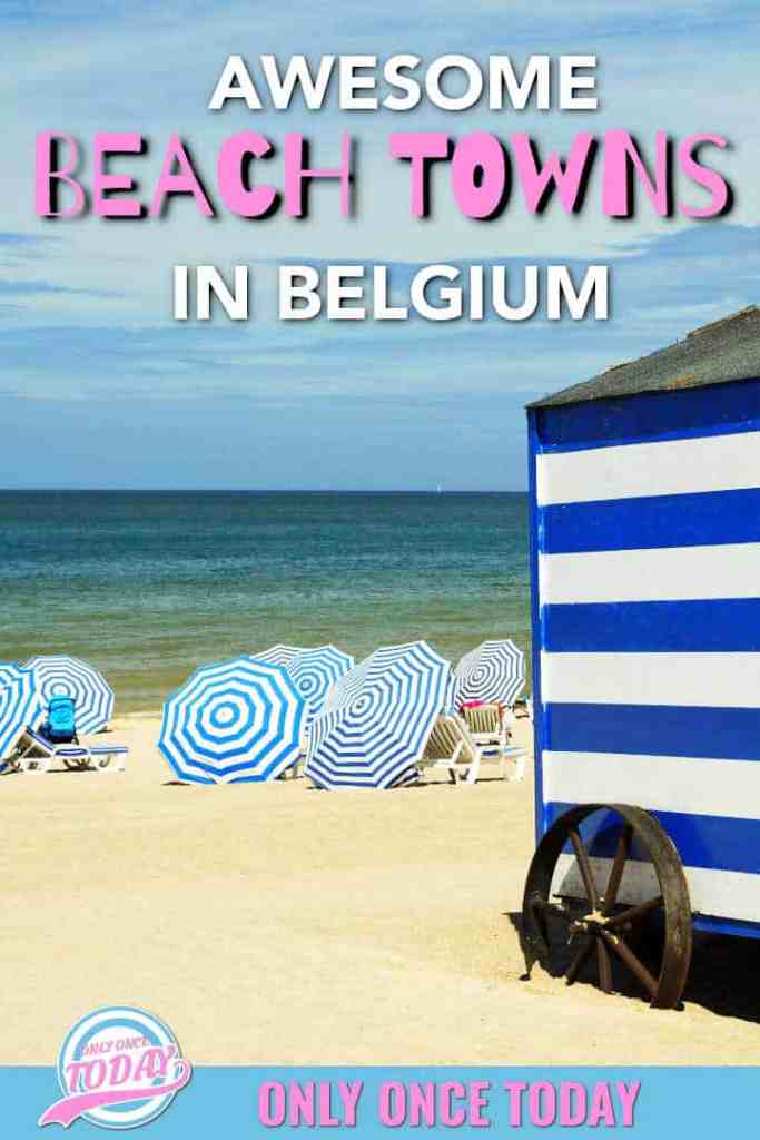 These are the most amazing beaches in Belgium Europe
