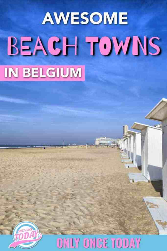 Coolest beach towns in Belgium
