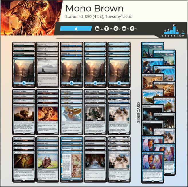 Mono Brown